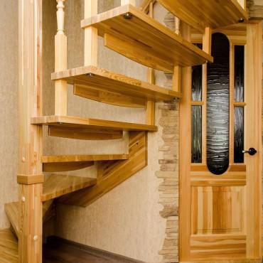 Подвесная лестница на больцах, г.Орехово-Зуево